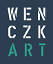 Wenczka Art Logo, Wenczka Art, Jan Logo, Surrey Artist, Abstract painting, Jan Wenczka, Wenczka Art, London painter, London artist, renowned
